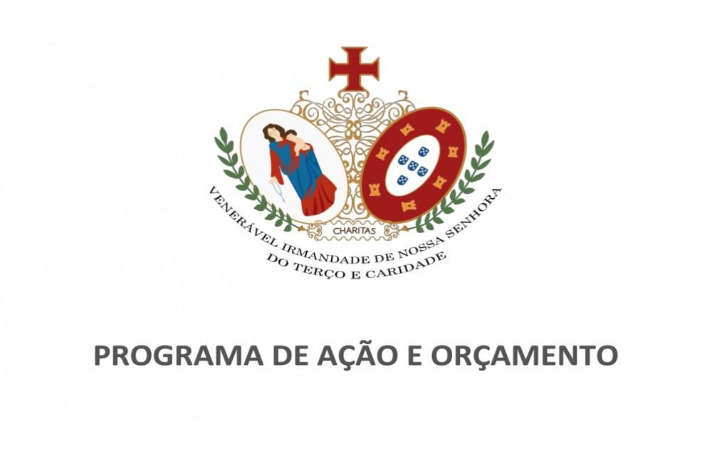 Programa de Ação e Orçamento para 2020