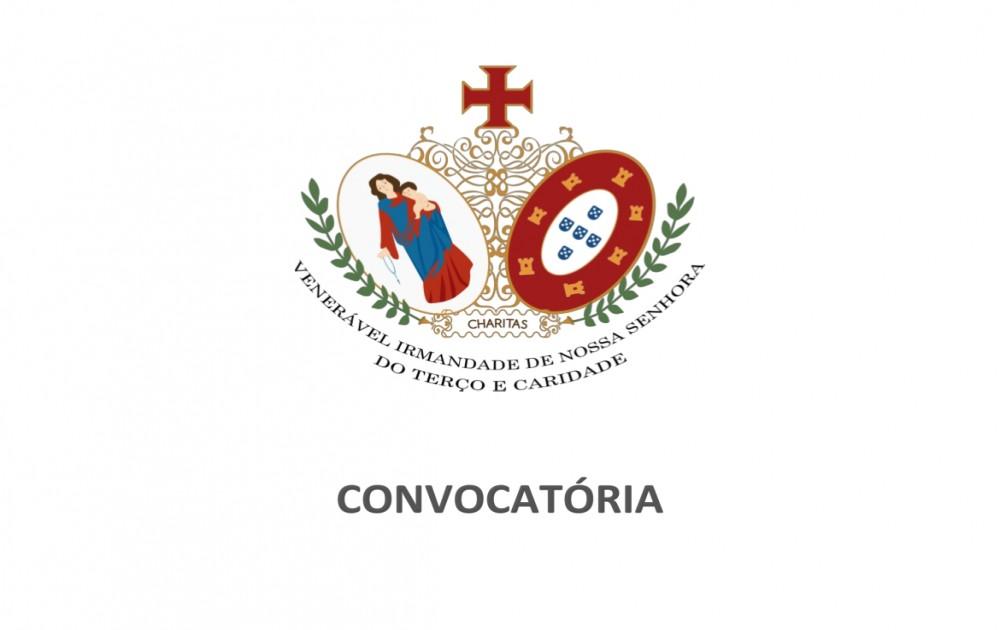 Convocatória Assembleia Geral Extraordinária 18 de dezembro de 2019