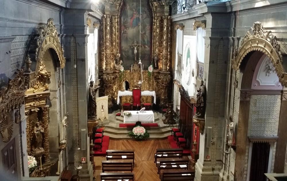 Comemoração dos 260 anos da celebração da 1ª Missa na Igreja de N. Sra. do Terço